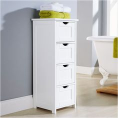 white multi use bathroom storage unit 4 drawer cabinet cupboard from bathroom storage unit white - Bathroom Cabinets Target