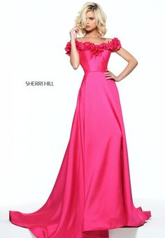 Shop prom dresses and long gowns for prom at Simply Dresses. Floor-length evening dresses, prom gowns, short prom dresses, and long formal dresses for prom. Sherri Hill Prom Dresses, Prom Dresses 2017, A Line Prom Dresses, Event Dresses, Gown 2017, Lace Dresses, Pageant Dresses, Full Skirt And Top, Unique Prom Dresses