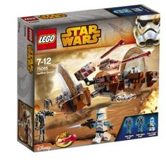 LEGO ® Star Wars ™ 75151 Clone Turbo Tank ™ Nouveau neuf dans sa boîte NEW En parfait état dans sa boîte scellée Boîte d/'origine jamais ouverte