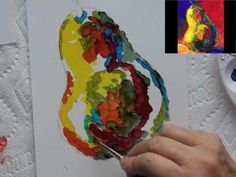 Understanding Alcohol Ink #4 - How to Dab and use Pinata Inks