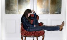 Charlotte Gainsbourg On The Skincare Products She Can't Live Without, And How She Achieves French Girl Chic Coolest collab alert. Charlotte Gainsbourg, Best Actress Award, Lou Doillon, Tomboy Fashion, Tomboy Style, French Actress, Mademoiselle, French Chic, Thinspiration