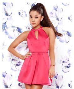 summer collection  #ArianaForLipsy