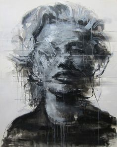 Kim Byungkwan #pintura #marylin