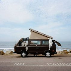 A New Book Looks At Vanlife—Home Is Where You Park It | North America Galleries | OutsideOnline.com