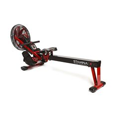 A Real WorkoutThe Stamina:X Air Rower is for the person who is ready to take their workout and fitness to the extreme. Trainers widely recommend incorporating a row machine into your high intensity workouts Rowing Machines, Exercise Machine, High Intensity Workout, Intense Workout, Rowing Workout, Barre Workout, Workout Plans, Gym Design, Sports