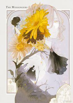 Art And Illustration, Illustrations And Posters, Kunst Inspo, Art Inspo, Cartoon Kunst, Cartoon Art, Fantasy Kunst, Fantasy Art, Anime Art Girl