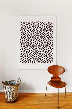Vinta Series Minimalistische Drucke für die Wand - Interview mit Gründerin Sylvia