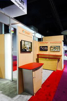 ArcSoft Custom Exhibit