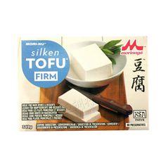 Morinaga Silken Tofu Firm 349g
