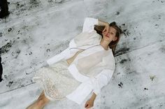 Oyster Fashion: 'Clouds' Shot By Andrew Nuding | Fashion Magazine | News. Fashion. Beauty. Music. | oystermag.com