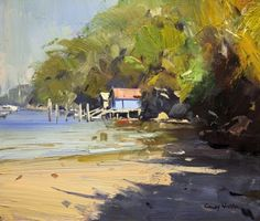 Colley Whisson   Little Sirius Cove, Sydney