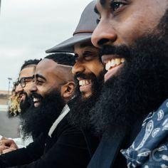 The Commission.     Models IG : @j.antar_ @k1ngbeardo @beardoblack @xtian_xavier @ahki_dc   Photographer IG and Tumblr : @onenigerianguy