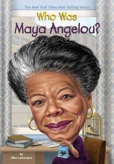 Born in Missouri in Maya Angelou had a difficult childhood. Jim Crow laws segregated blacks and whites in the South. Her family life was unstable at times. But much like her poem, Still I Rise, Who Is Maya Angelou, The Caged Bird Sings, Still I Rise, Jim Crow, Moving To California, Black History Month, The Life, Nonfiction Books, Book Series