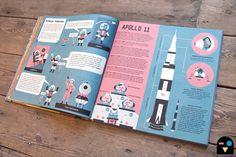 Nobrow Press | Professor Astro Cat's Frontiers of Space