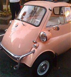 itty bitty car by ophelia