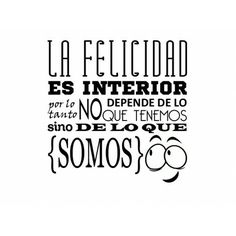 Dos   Somos felices Good Sentences, English Phrases, Swedish Recipes, Book Images, Cheer Up, Spanish Quotes, Sign Quotes, Amazing Quotes, Word Art