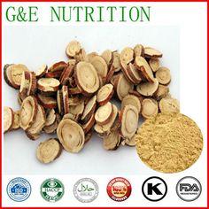 GMP Manufacturer Supply Pure Glycyrrhiza Glabra Licorice Extract powder   900g  20:1