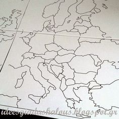 Ιδέες για δασκάλους:Megamaps: Χάρτες για εκτύπωση!