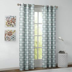 Found it at Wayfair - Young Curtain Panels