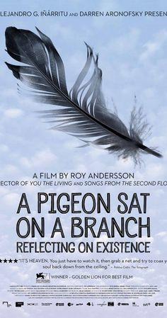 Ahora podrás Ver A Pigeon Sat on a Branch Reflecting on Existence (En duva satt på en gren och funderade på tillvaron // Una paloma se posó en una rama a reflexionar sobre la existencia) […] 2015 Movies, All Movies, Movies To Watch, Movies Online, Pigeon, Roy Andersson, Movies Point, Darren Aronofsky, Version Francaise