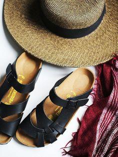 Birkenstocks Pisa Sandals