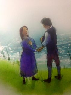 Anne of Green Gables- Anne and Gilbert Blythe
