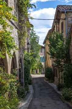 Bruniquel, Monclar-de-Quercy, Montauban, Tarn-et-Garonne, Languedoc-Roussillon-Midi-Pyrénées, France