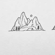 Little mountain doodle no. 2 Such a busy week ahead... Cant wait for the easter break it looks like 4 days of rain but I have hope that there is a bit of sunshine somewhere I wish you all a fantastic start into this week. . . . #lostswissmiss #illustration #drawing #draw #sketchbook #artwork #artworks #instaart #instaartist #traditionalart #artoftheday #artsy #handdrawn #illustrate #kunst #artdiscover #artistofinstagram #inkstagram #swissartist #blackworknow #illustrationow…