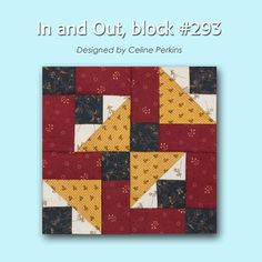 100 Blocks Sampler Sew Along   Block 11