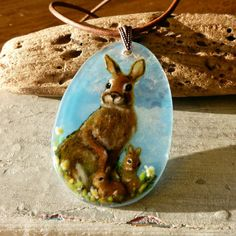 RESERVED  for Sharon Bunny mom and babies by ArtoftheMoment, $95.00