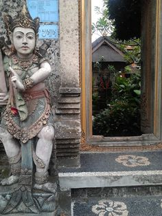 strolling in Ubud