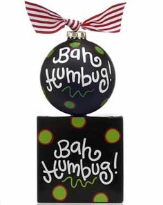 Buy Bah Humbug - Fairy Tale Ornaments, Nursery Rhyme Ornaments at the Ornament Shop. Over 5000+ items.