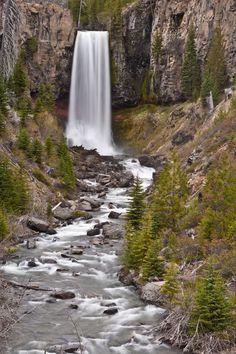 Tumalo Falls Loop, Bend, Oregon