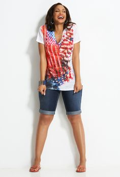 American Pride | Plus Size Outfits | Avenue
