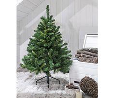 Árbol de Navidad verde de 210cm ALBERTA - Leroy Merlin