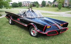 Lincoln Batmobile  SealingsandExpungements.com 888-9-EXPUNGE Free Evaluations--Easy Payments