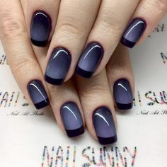 Ombre French Nails Designs picture2
