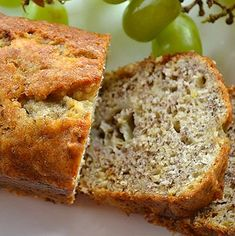 Banana Bread, Clean Eating, Paleo, Recipes, Food, Eat Healthy, Healthy Nutrition, Essen, Eten