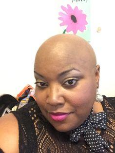 Bald Women, Shaving Razor, Bald Heads, Shaved Head, Big Chop, Crochet Earrings, Things To Come, Hair Beauty, Smooth