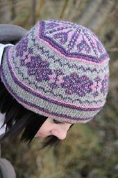 Ravelry: Acht hat pattern by Hazel Tindall