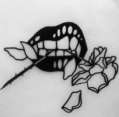 this would be a great side rib tattoo • Tattoos Motive, Body Art Tattoos, New Tattoos, Cool Tattoos, Tatoos, Quote Tattoos, Tattoo Fonts, Halloween Tattoo, Halloween Drawings