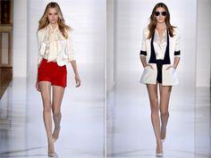 "Paris Fashion Week 2013 | One Response to ""Valentin Yudashkin Paris Fashion Week S/S 2013"""