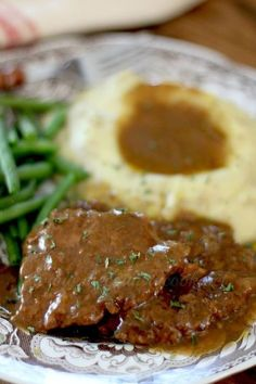 Crock Pot Cube Steak And Gravy Recipe Amy's Cooking . Crock Pot Cube Steak And Gravy Easy Slow Cooker Meal. Crock Pot Cubed Steak With Gravy The Country Cook. Home and Family Crockpot Dishes, Crock Pot Slow Cooker, Crock Pot Cooking, Beef Dishes, Slow Cooker Recipes, Crockpot Recipes, Crock Pot Cube Steak, Minute Steak Recipes, Baked Steak Recipe Crock Pot