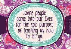 Let go quote via www.Facebook.com/FionaChilds