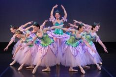 nutcracker the waltz of the flowers costumes - Google Search