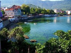 Beautiful Amasra, on the Black Sea in Turkey