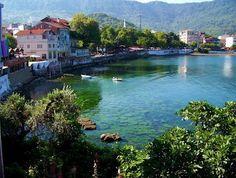 Beautiful Amasra, on the Black Sea in Turkey