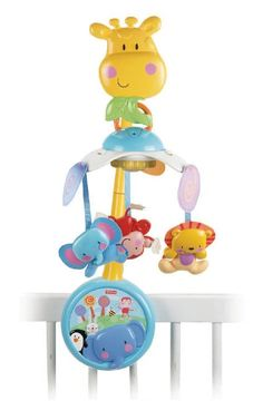 Fisher-Price Discover 'n Grow 2-in-1 Musical Mobile $20
