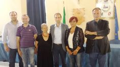 Martinsicuro. Presentata la nuova Giunta del neo-Sindaco Vagnoni. Tutte le deleghe/FOTO