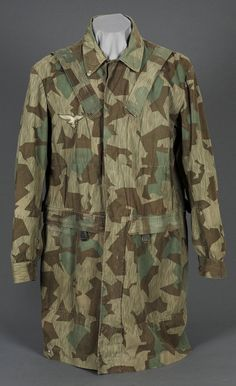 Fallschirmjager tunic, pin by Paolo Marzioli